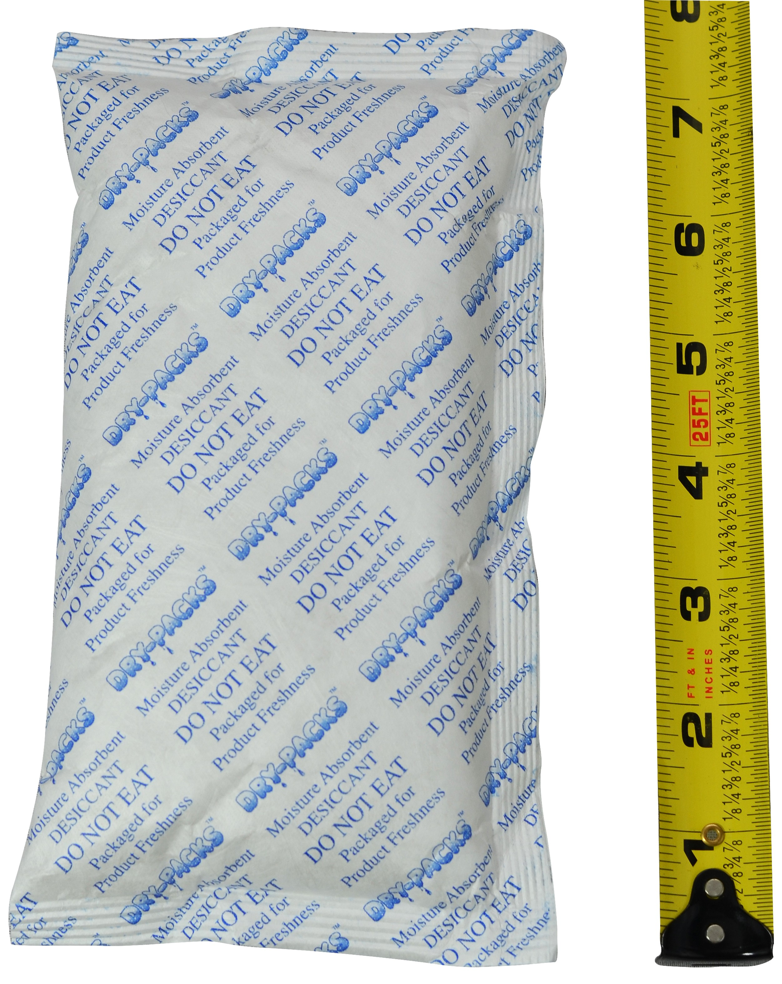 224 Gram Silica Gel Packet - Tyvek®